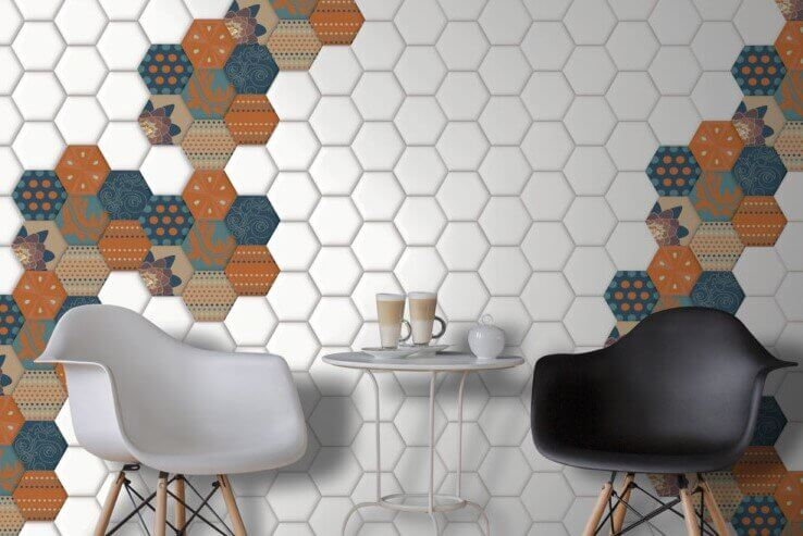 Hexagon Verbena Ambiente